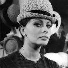 Close up of Sophia Loren, facing camera.  - 8x10 photo