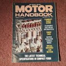 Vintage Motor Handbook Magazine, 1985 62nd Edition SKU 07071630