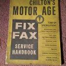 Vintage Magazine, Chilton's Motor/Age 36th Edition 1961 SKU 07071648
