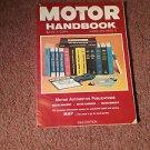 Vintage Motor Handbook Magazine,  53rd Edition SKU 07071634