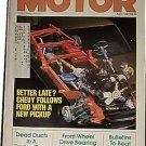 Vintage Motor Magazine, April 1987, Front Wheel Drive Bearings, sku 07071616