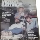 Vintage Motor Service Magazine, Nov 1986, Vibration Problems, sku07071610