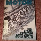 Vintage Motor Magazine, July 1986 , Auto Transmission  SKU 07071622