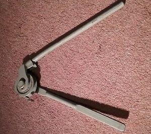 """Vintage Tool Imperial 1/2"""" OD Tube Bender"""