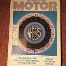 Vintage Motor Magazine, August 1986 , Torque Converter Lockup  SKU 07071623