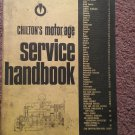 Vintage 1969 Chiltons Service Handbook 070716120
