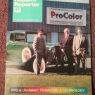 PPG Repaint Reporter. Vol. Fifty Five/Number Three Steve's Paint Shop 0716133