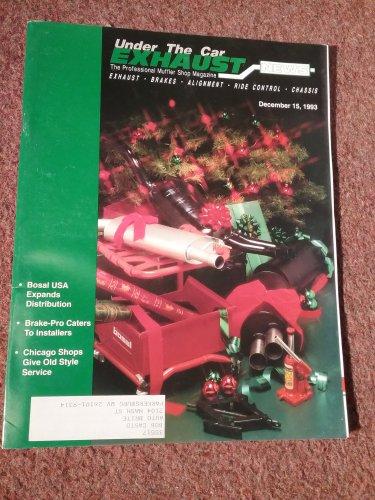 Exhaust News Magazine December 15, 1993, Bosal Expands 070716169