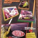 Du pont Refinisher News, July/August 1992 Nascar and Du Pont NO 292 070716197