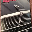 Du pont Refinisher News, July/August 1986  NO 258 Jaguar 070716207