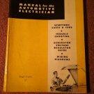 Vintage Car Manual  General Tune-up Parts Etc 070716257