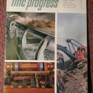 Vintage FMC  Fall 1967 Progress Magazine  070716278
