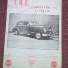 Vintage January 1967 T.H.E. Greater Super Six Club Hudson Club 070716336