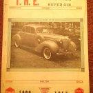 Vintage October 1968 T.H.E. Greater Super Six Club Hudson Club 070716339