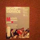 Vintage June 1989 Motor Service Magazine, BODY SHOP 070716355