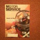 Vintage October 1992 Motor Service Magazine, GM Vortec CPI 070716368
