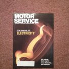 Vintage May 1991 Motor Service Magazine, Sealing Honda Engines 070716373