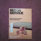 Vintage March 1990 Motor Service Magazine,  Honda Steering 070716382