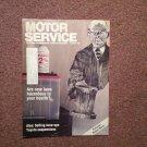 Vintage August 1990 Motor Service Magazine, Toyota Suspensions 070716387