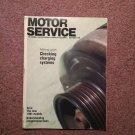 Vintage November 1990 Motor Service Magazine, Compression Tests 070716390