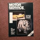 Vintage December 1990 Motor Service Magazine, Light Truck Diesels 070716391