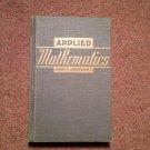 1939 Applied Mathematics, James Johnson  070716416