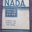 VIntage NADA Offiicial Car Guide Eastern Ed. September 1973 070716475
