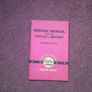 1948 Service Manual for the Doctor of Motors, Second Edition, Piston Rings 070716492