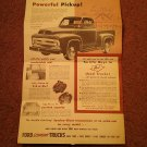 Vintage Ford Truck,  Local Parkersburg, WV Dils  Motor 070716491
