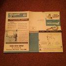 Vintage Pontiac Ad Local Parkersburg, WV  Skinny Motor 070716506