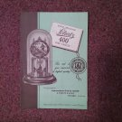 Schatz 400 Day Clock Manual  070716582