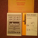 1984 Wagner Power Stripper Owners Manual 070716568