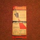 Vintage Champion Spark Plug Slider Tool  070716562