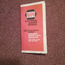 Vintage Napa electrical Service Manual  070716552
