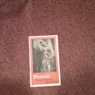 1934 Presto Home Canning Recipes  070716607