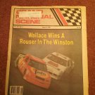 May 25, 1989 Grand National Scene Magazine NASCAR WALLACE  070716677