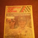 August 24, 1989 Winston Cup  Scene  Magazine NASCAR WALLACE 070716682