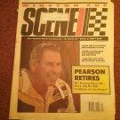 Oct 5,  1989 Winston Cup Scene Magazine NASCAR PEARSON  070716684
