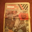 June 8, 1989 Grand National Scene Magazine NASCAR EARNHARDT 070716686