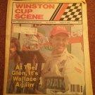August 17, 1989 Winston Cup Scene Magazine NASCAR WALLACE 070716692
