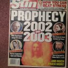 Sun Magazine July 16, 2002 Prophecy 2002 2003 070716729