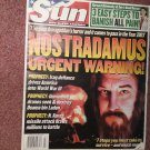 Sun Magazine January 21, 2003 Nostradamus  070716730