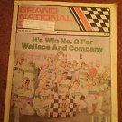 March 30,1989 Grand National Scene Magazine  NASCAR WALLACE 070716670