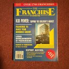 The Franchise Handbook Magazine Summer 1993 070716650