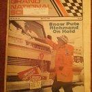 March 2, 1989 Grand National Scene Magazine  NASCAR  070716664
