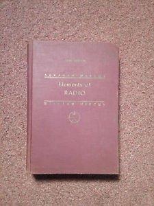 Elements of Radio, Third Edition, Sixth Printing