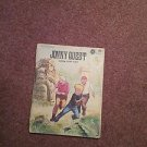 Vintage Book 1972 Johnny Quest and the Lost City, Durabook 070716637