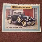 Vintage 1988 Workhorses of Yesteryear Calendar   070716451