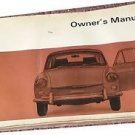 1969 Volkswagen Owner's Manual 3611 CHASSIS 368006293 Engine 40176261