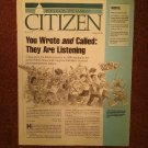 Christian Magazine, Focus on The Family, Oct 15, 1990, Citizen 070716778